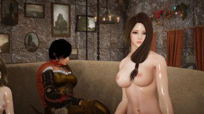 Black Desert Cathouse - part 3