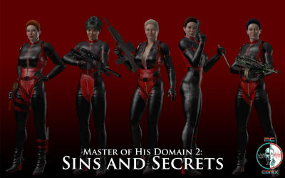 Master of His Domain 2: Sins and Secrets Ch1-86