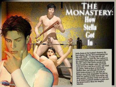 3dBDSMdungeon- The Monastery – How Stella Got In